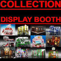 display booth collections max