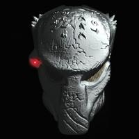 3d model predator alien