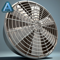 Industrial Fan II