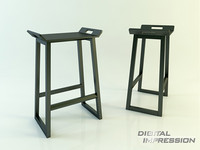 Stool Chair 11