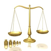 maya balance scales