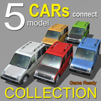 Cars Collection 5 Model