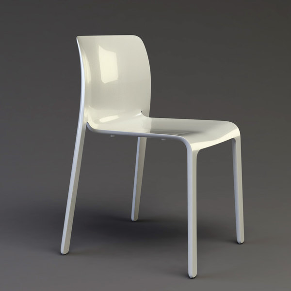 3d model chair stefano magis - First chair... by polysense