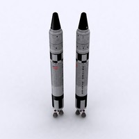 Titan II Rocket