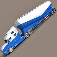 Tanker Truck 12