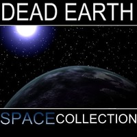 earth dead 3d model