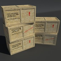 ammunition crate x