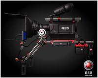maya red camera