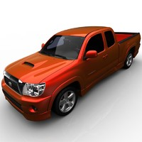 Toyota Tacoma Xrunner