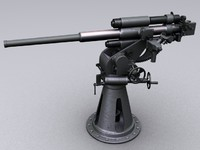 Soviet 45mm Gun 21K