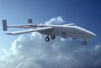 3d rq-2 pioneer uav model