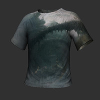 3d t-shirt shirt