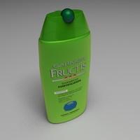 fructis 3d model
