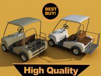 2 golf cart max