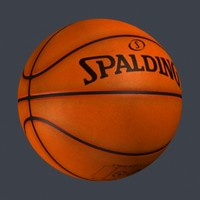 Basketball Game Ball