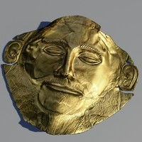 Object - Mask of Agamemnon