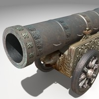 tsar cannon 3d 3ds