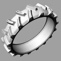 rhino earth tire