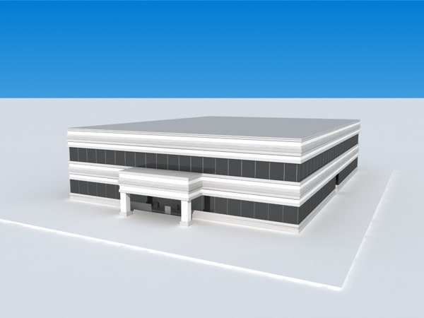 3d office building - Office building... by jfrancis2003