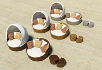 Design Outdoor Furniture Serie I