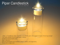 Piper Candleholders