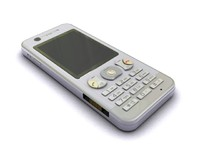 3d model sony ericsson w890i cell phone