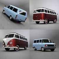 Old Minibus Collection