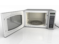 Microwave - counter top