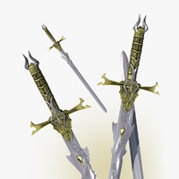 3dsmax hero sword