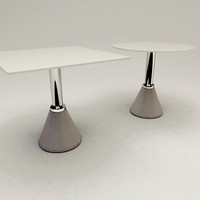 table design 3d c4d