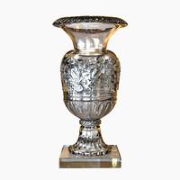 Lalique Versailles Vase