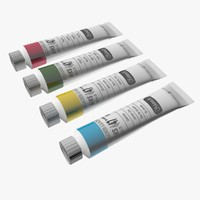 max designer gouache paint tube