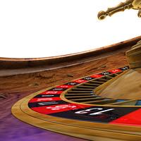 roulette wheel 3d c4d