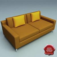 3d model of sofa v9