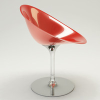 eros chair 3d 3ds