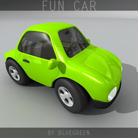 cartoon car max