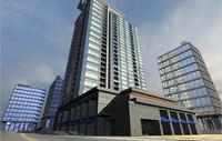 3d model skyscraper apartment building office