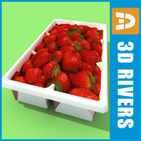 Strawberry box by 3DRivers