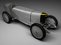 Blitzen Benz Mk. II