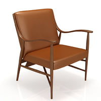 Armchair teak house Casablanka