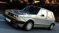 1982 Golf hatchback