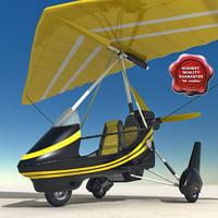 Hang-glider V2