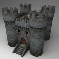 medieval castle max