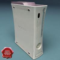 maya xbox 360 console x
