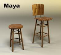 max bar chair stool