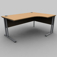 maya office desk