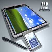 tablet pc fujitsu c4d