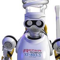 robot tools 3d lwo