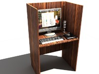 3d pc archived model