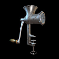 cinema4d meat grinder